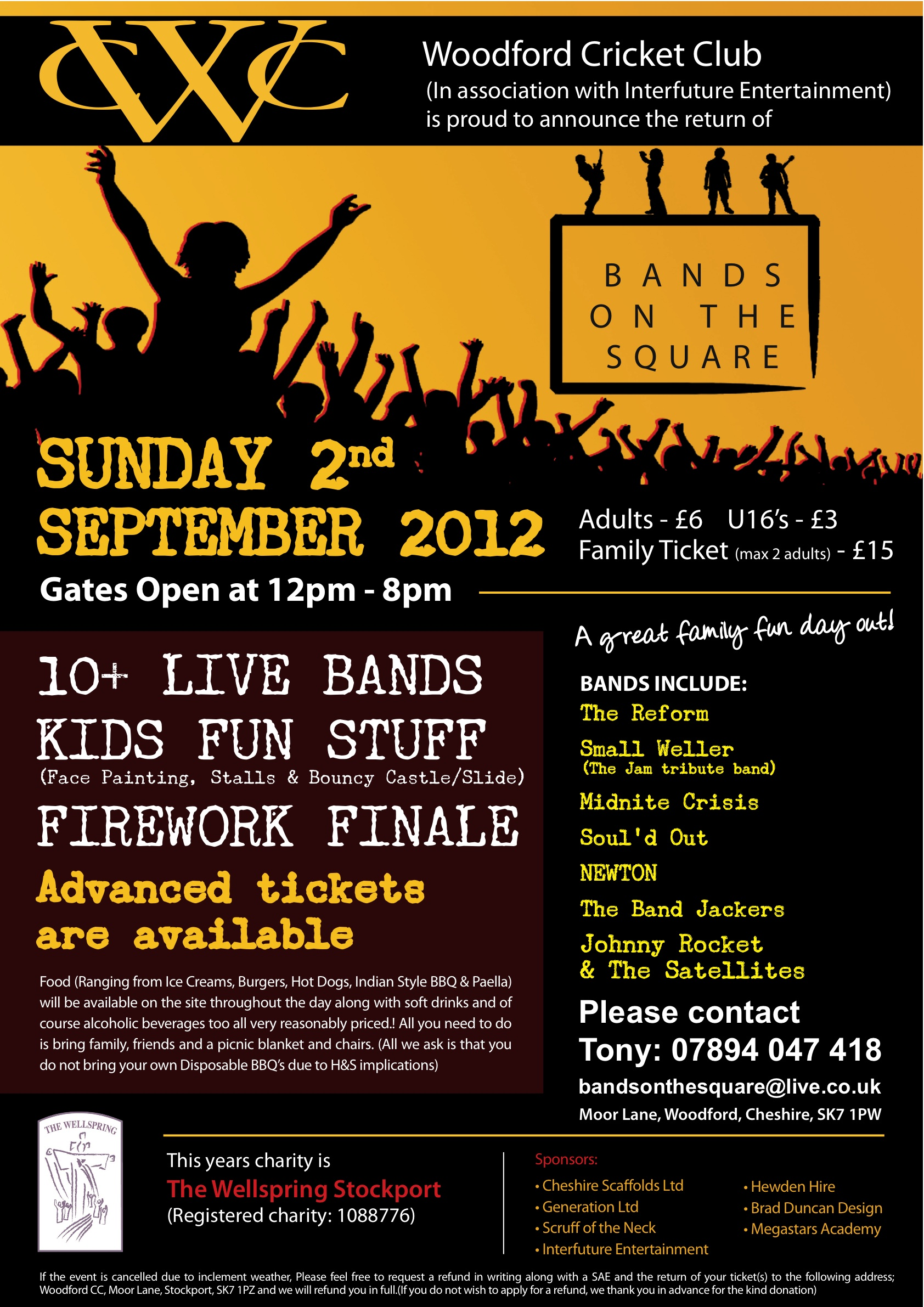 Charity Events Posters images